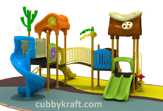 Poppy Park Playground Equipment