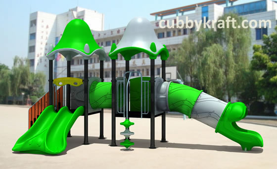 Peppermint Palace Playground Equipment