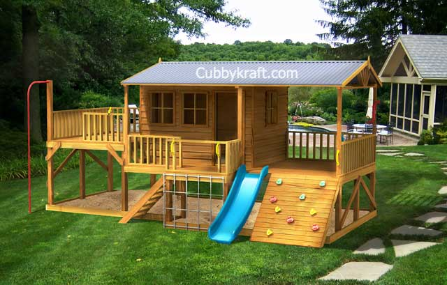 Panda Pack Kids Gym, playground equipment, cubby house, Panda Pack Kids Gym Cubby House
