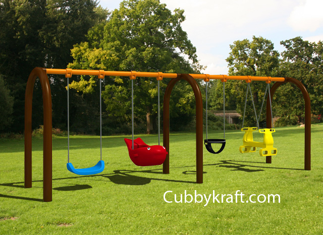 Playground-Swing-Gym Swingset