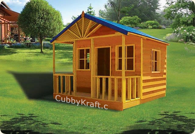 Bear Creek Lodge, kids cubby houses, cubby house, Bear Creek Lodge Cubby House