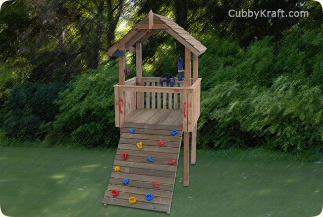 Koala Cub, cubby houses for sale, cubby house fort, Koala Cub Cubby Fort