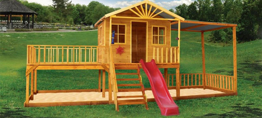 Willow Creek Cubby House