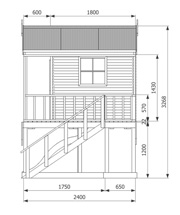 Queenslander cubby house plans