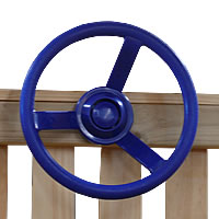 Outside Toys, Steering Wheel
