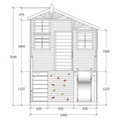 playhouse design, outdoor toys