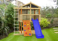 kids playground equipment, Turbo Tower Cubby