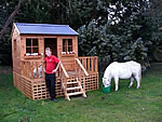 playhouse designs, Wendy House Cubby House