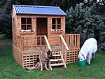 backyard playhouse, Wendy House Cubby House