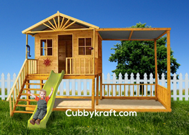 Birchwood Kids Cubby House