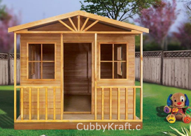 The Clubhouse Cubby