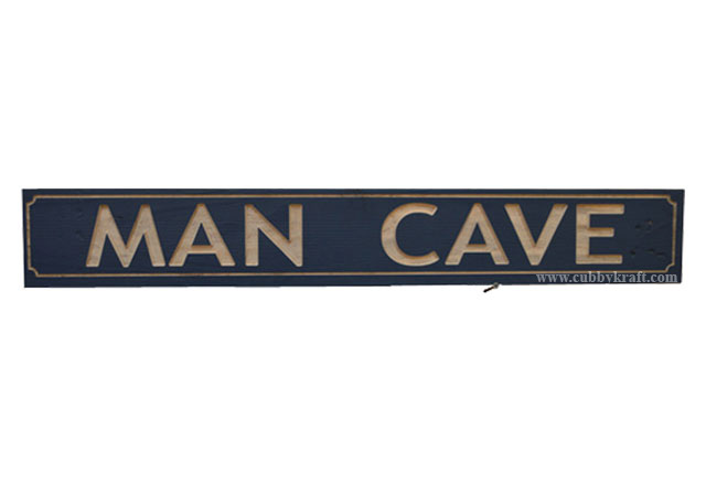 Man Cave Signs Sydney : Wood signs man cave sign by cubbykraft