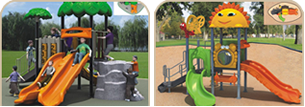 Our new range of outdoor playsets